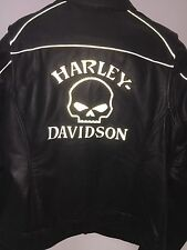 ⭐️SEXY⭐️ WILLIE G HARLEY DAVIDSON/Riding Jacket (motorcycle/harley/chopper)