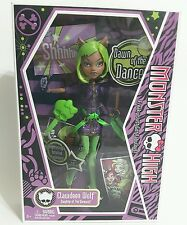 NIB HTF Clawdeen Wolf Dawn Of The Dance. Daughter Of The Werewolf