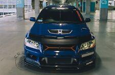 Car Hood Bra Fits MITSUBISHI Lancer EVO 8 - 9 2003 2004 2005 2006 2007 2008