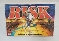 Vintage 1998 Hasbro Parker Bros  RISK Board Game 100% Complete