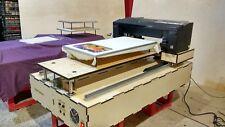 dtg printerprinting on fabrics, plastics, wood, ceramics, confectionery