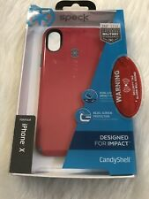 New Speck Products CandyShell Candy Shell iPhone X Case - Pink / Teal