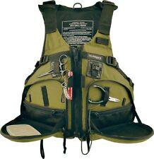 Fishing Kayak Life Jackets Vests Stohlquist Fisherman Personal Floatation Large