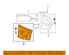 Scion TOYOTA OEM 05-10 tC-Quarter Trim Panel Left 6252021010B1