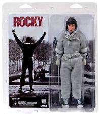 Rocky Balboa 2014 Running in Philadelphia Action Figure NECA NIB Sly Stallone