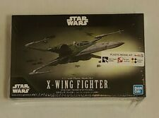 Bandai Star Wars 1 / 72 X-Wing fighter Plastic Model