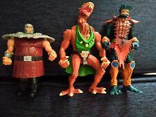 MOTU Mer-Man 200x Masters Universe He-Man McDonalds Ram man Snake Man TARZAN LOT