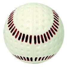 """Baden 9"""" White Seamed Machine Baseball - 1 DOZEN"""