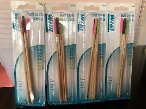 Lot of 4 TRIM Nail Care Sticks 05579