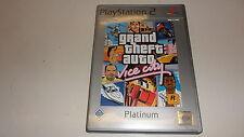 PlayStation 2  PS 2  Grand Theft Auto: Vice City - Platinum