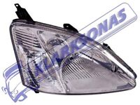 CIVIC 2002 - 2005 HEADLIGHT FRONT LAMP ELECTRIC WITH MOTOR RIGHT FOR HONDA