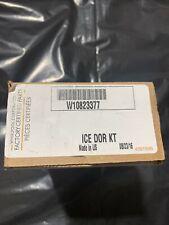 Whirlpool Refrigerator Ice Door Kit New Old Stock Factory Part W10823377