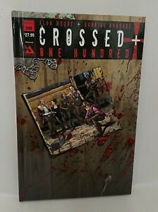 Crossed Plus 100 (2015) Hardcover Alan Moore Avatar Press Complete Story Arc New