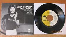 JOHN TRAVOLTA - Razzamatazz PR MONO/STEREO 45