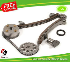 Timing Chain Kit+VVT Gear For Toyota Celica Corolla Vibe 1.8L VVTL-i 2ZZGE