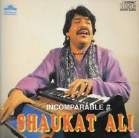 SHAUKAT ALI - INCOMAPABLE - BRAND NEW ORIGINAL SIROCCO CD - FREE UK POST