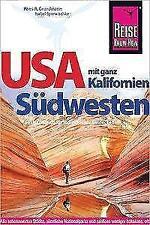 USA Südwesten mit ganz Kalifornien von Hans-R. Grundmann und Isabel Synnatschke…
