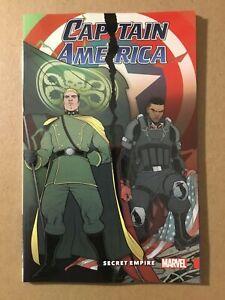 Captain America: Secret Empire by Spencer, Nick TPB Graphic Novel
