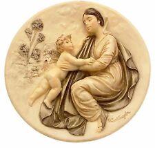c1987 Studio Dante di Volteradici Il Dono della Consolazione Madonne del