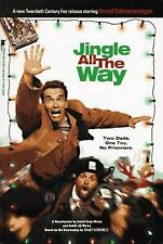 Jingle All the Way Movie Tie In by David Cody Weiss