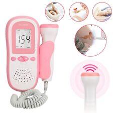2.0MHz Digital Prenatal Fetal Heart Doppler Monitor Baby Heart Rate Detector