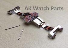 CLASP/BUCKLE & Clasp LINKS Fits Emporio Armani AR5858/AR5859 strap/bracelet/band