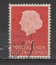 Indonesia Nederlands Nieuw Guinea 30 used 1954 NOW ALL STAMPS NEW GUINEA