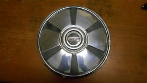 """Vintage Hubcap - FIAT 124 128 9 1/2"""" DOG DISH HUBCAP - Sold as is"""