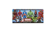 Marvel Titan Hero Series Figure 6-Pack - Blast Gear Compatible - FREE DELIVERY