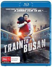 Train To Busan (Blu-ray, 2017)