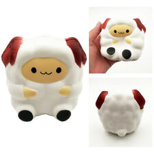Kawaii 9cm Sheep Squishy Squeeze Relieve Stress Slow Rising Kids Toy Gift Jumbo