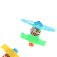 Plastic Gyroscopes Children'S Toys Chains Flying Saucers And Flying Toys New WA