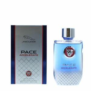Jaguar Pace Accelerate Eau de Toilette 100ml Men Spray