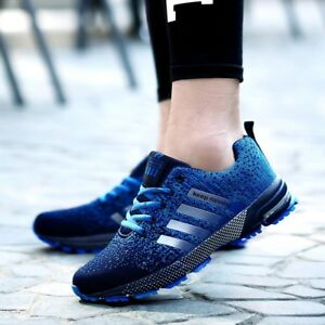 Breathable sports shoes Men Outdoor Athletic Training running light Comfortable