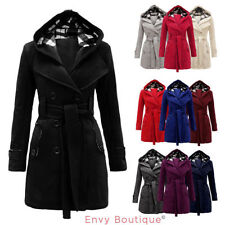 Fleece Casual Plus Size Coats & Jackets for Women
