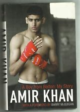 Amir Khan : A Boy from Bolton: My Story, Boxing, Hardcover ex-library book