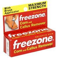 FREEZONE CORN & CALLUS REMOVER .31 FL OZ