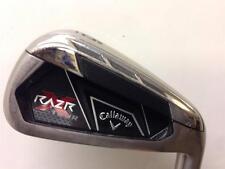 Callaway Razr X Tour 6 Hierro Golf Club Rh Regular R300 Eje De Acero