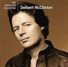 DELBERT MCCLINTON - THE DEFINITIVE COLLECTION [REMASTER] (NEW CD)