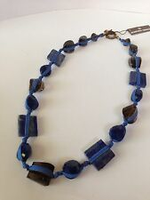 Stephen Dweck AUTHENTIC NWT Long Knotted Multi-Stone Necklace