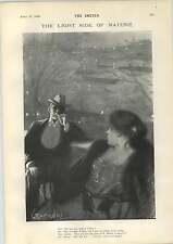 1898 Gerhart Johann Robert Hauptmann Drama Agnes Sorma HERR kainz