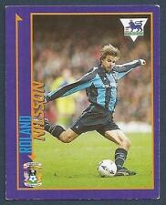 MERLIN 1999-PREMIER LEAGUE KICK OFF- #052-COVENTRY CITY & SWEDEN-ROLAND NILSSON