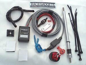 QUICKSHIFTER - Rapid-Shift with Push/Pull Link Rod Pressure Sensor - RaceGadgets
