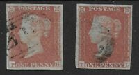 SG8. 1841-1d.Red Brown. Very Fine Used With 4 margins.  Cat.£60.  Ref:0.89