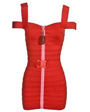**Limited Edition** CHRISTOPHER KANE For Browns Elastic Bandage Mini Dress