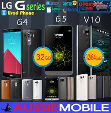 100% GENUINE LG G4 & G5 & V10 32GB LTE 4G UNLOCKED AU WARRANTY EXPRESS POST