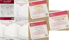 Carnation Crafts - A4 Pro Printing Paper or Cut Tidy A5 Sheets or Imitation Leaf