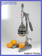 Maskot Citrus Press Orange Juicer Extractor Lemon Juice Commercial Manual Silver