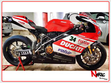 CARENA ABS FAIRING KIT DUCATI 749 999 2005 2006 VARIE GRAFICHE SBK 2015 REPLICA