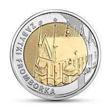 Poland / Polen - 5zl Discover Poland - the Monuments of Frombork